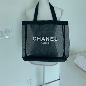 Chanel VIP GIFT beach bag